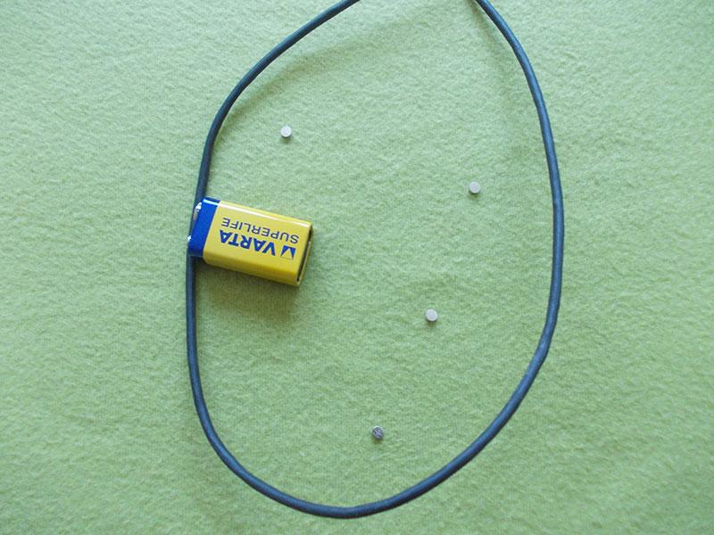 baterija bubice