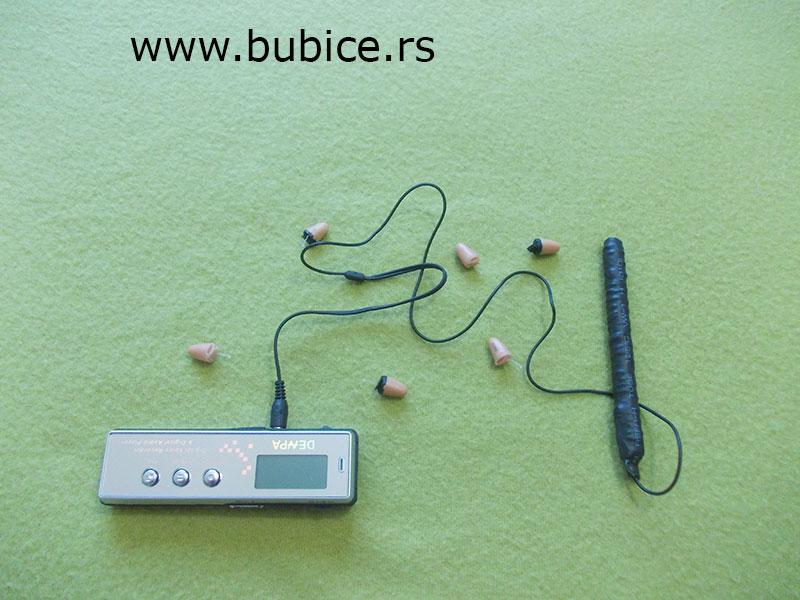 diktafon antiometac