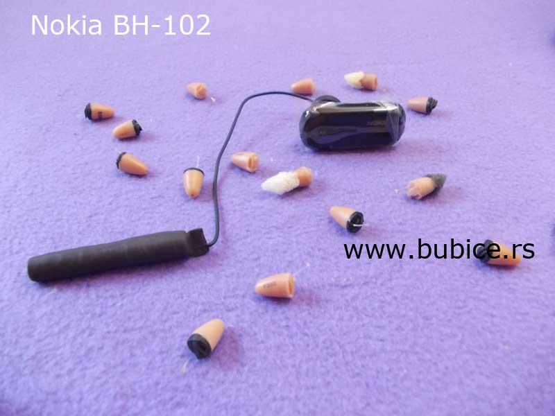 nokia bluetooth bh 102