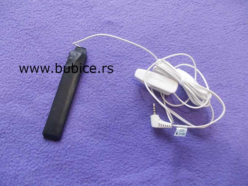 petlja sa mikrofonom za bubice